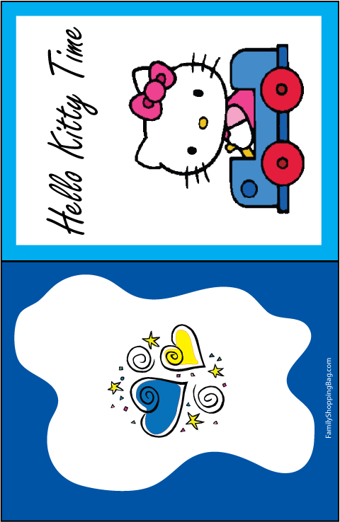 Pin By Crafty Annabelle On Hello Kitty Printables Hello