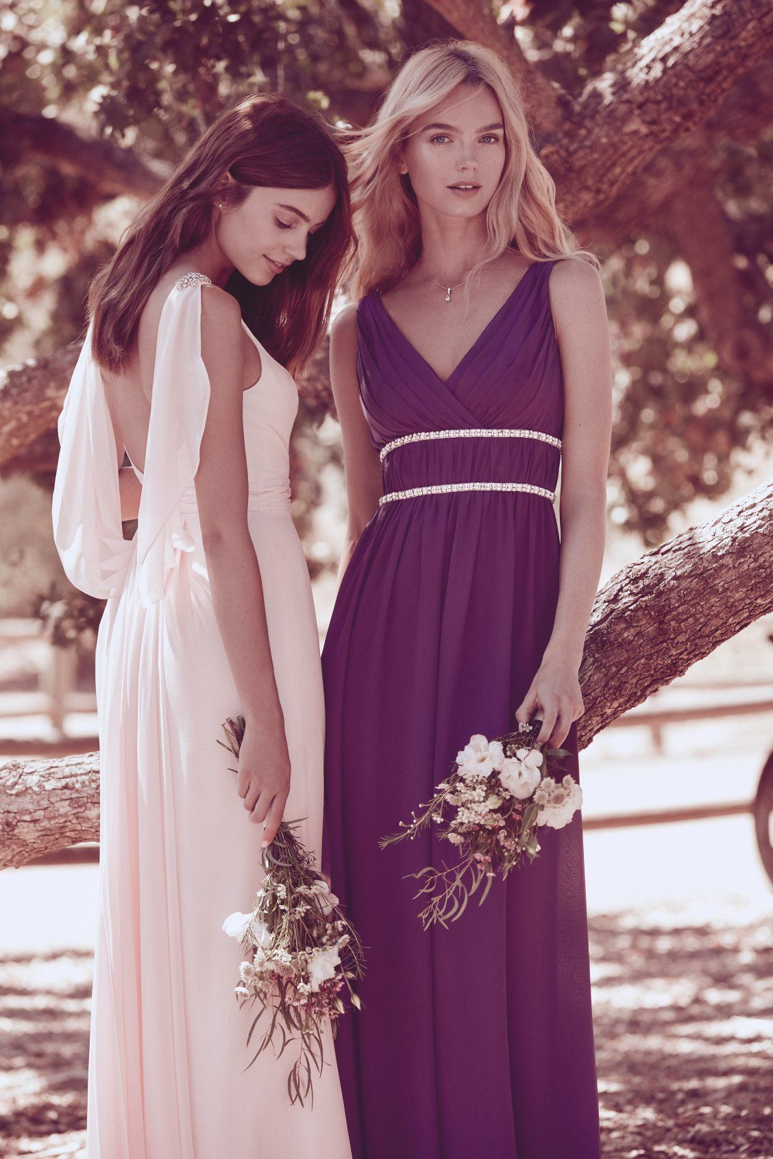 The Wonder by Jenny Packham bridesmaid dress collection features ...