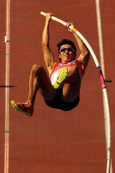 Keisuke Ushiro / a decathlon athlete