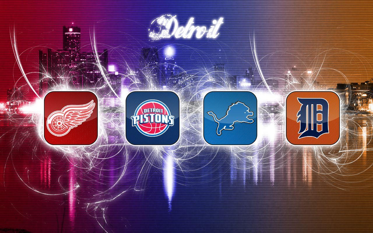 Detroit sports by sports