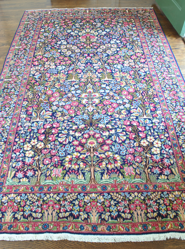 Image result for persian pink and turquoise rug