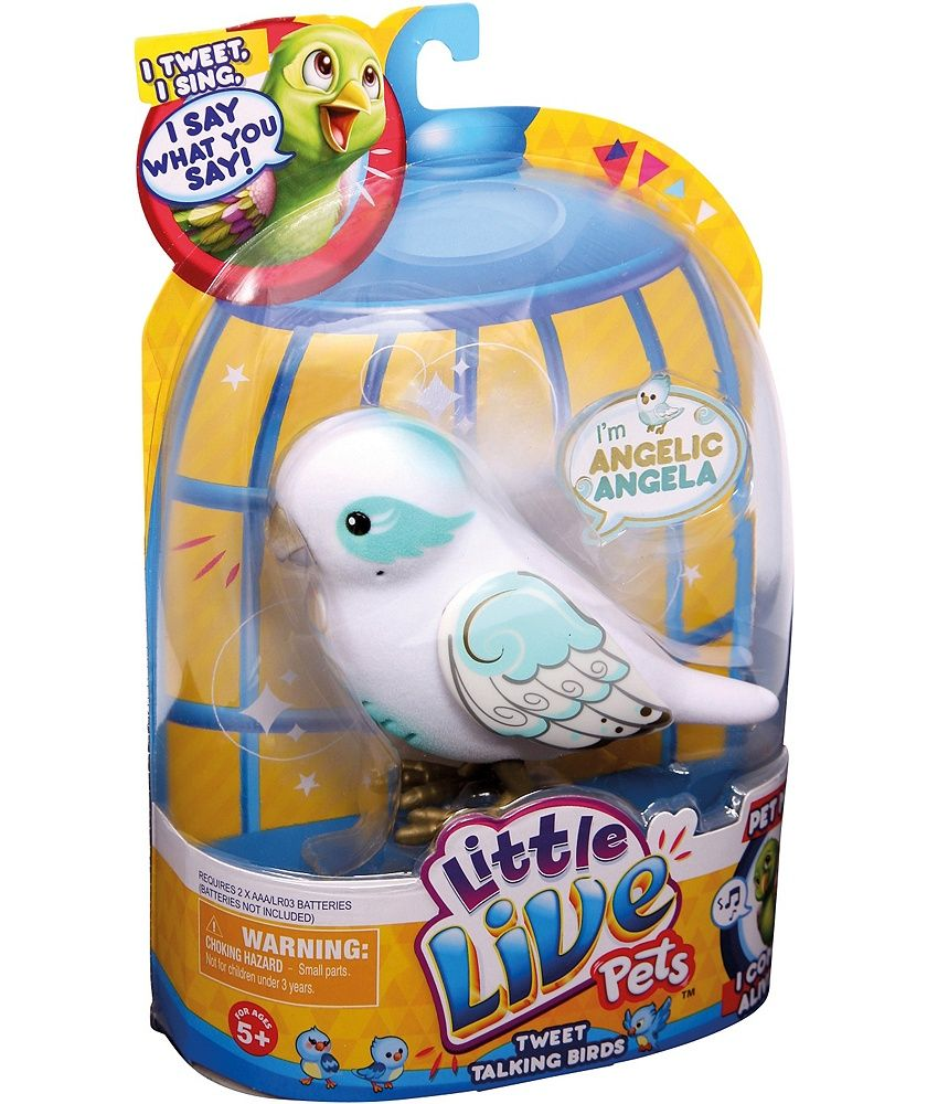 Buy Little Live Pets Birds Assortment At Argos Co Uk Your Online