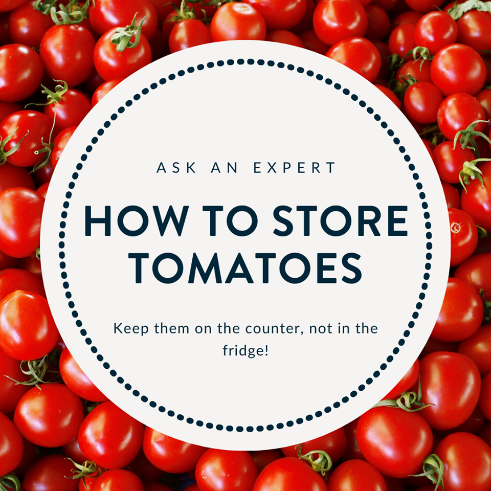 How To Store Tomatoes How To Store Tomatoes Food To Make Nutrition Recipes