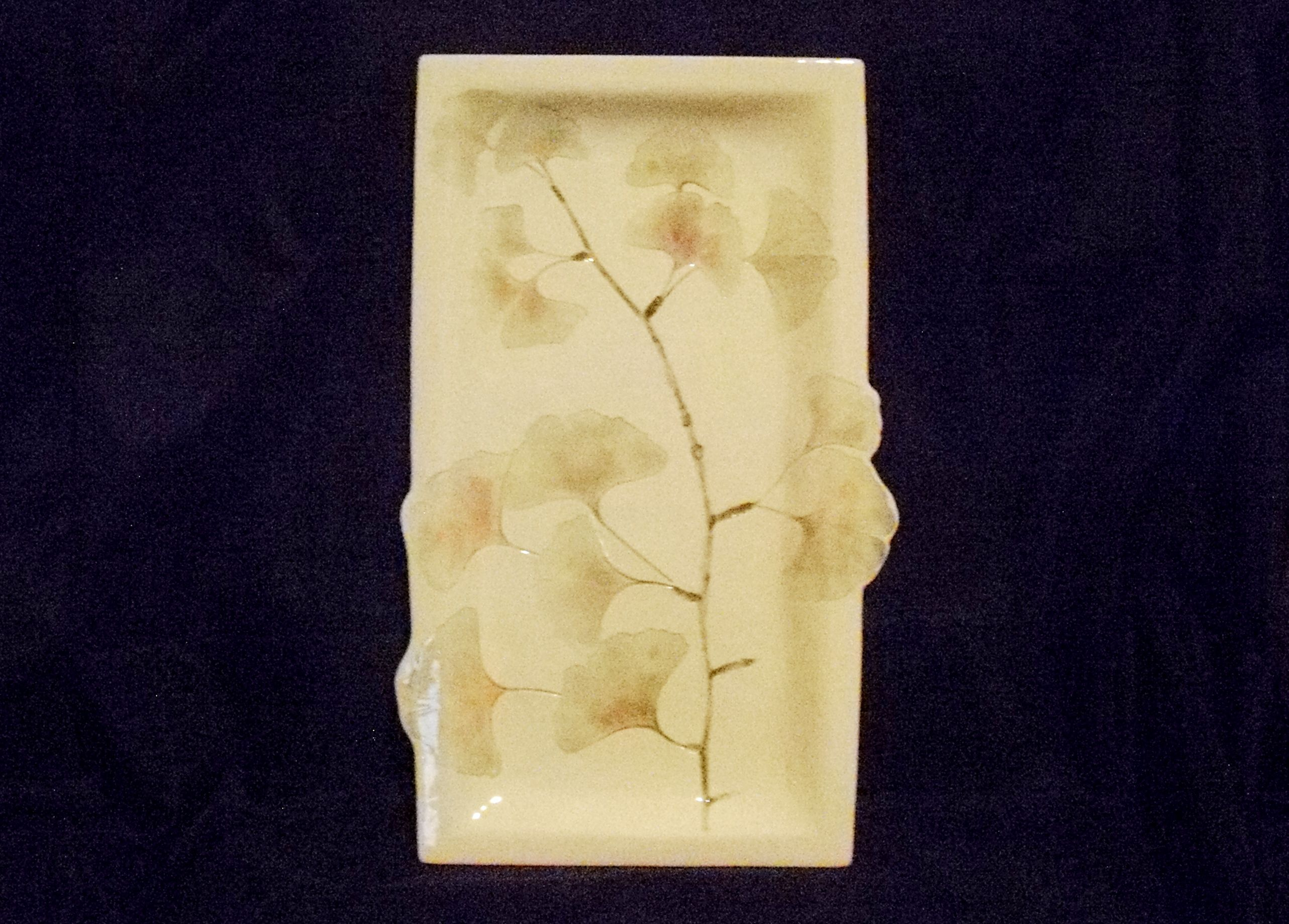 Nice Ceramic Floral Wall Decor Elaboration - Wall Art Collections ...