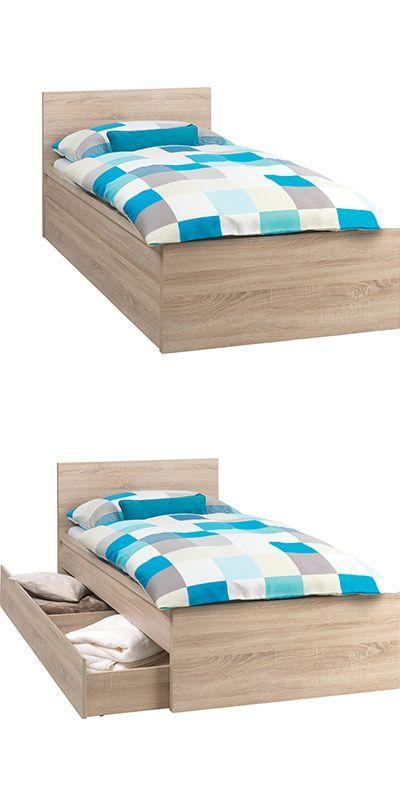 Stauraumbett Einzelbett Mit Lade Stauraum Ideen Bett
