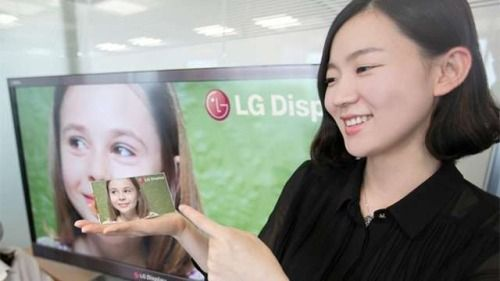 #LG wants to be first with Flexible Smartphones #Technology #Mobilephones