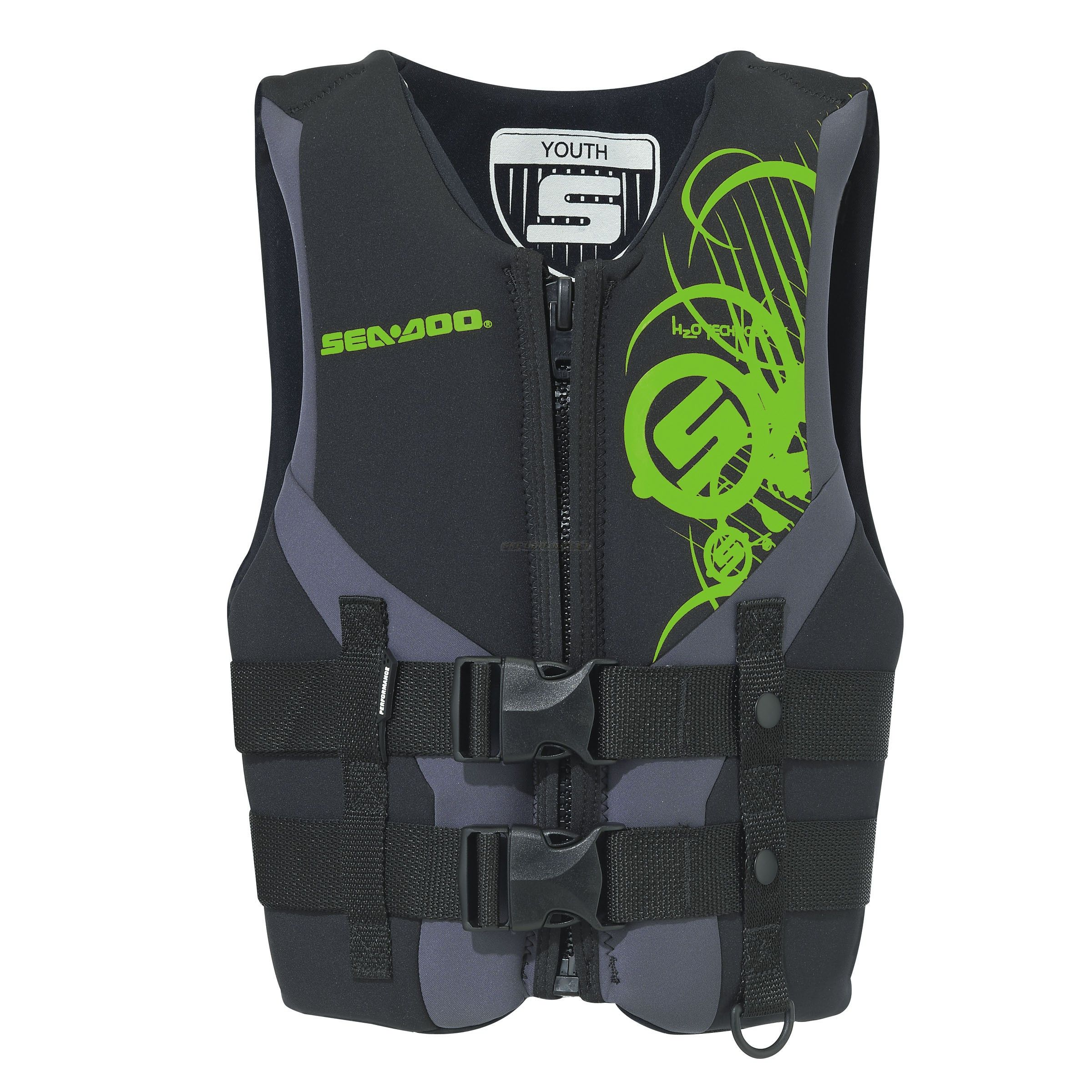 Sea Doo Junior Motion Pfd Life Jacket With Images Life