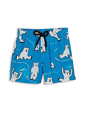 265ce6f6dff19 Vilebrequin Baby's & Toddler's Polar Bear Swim Trunks | Products ...