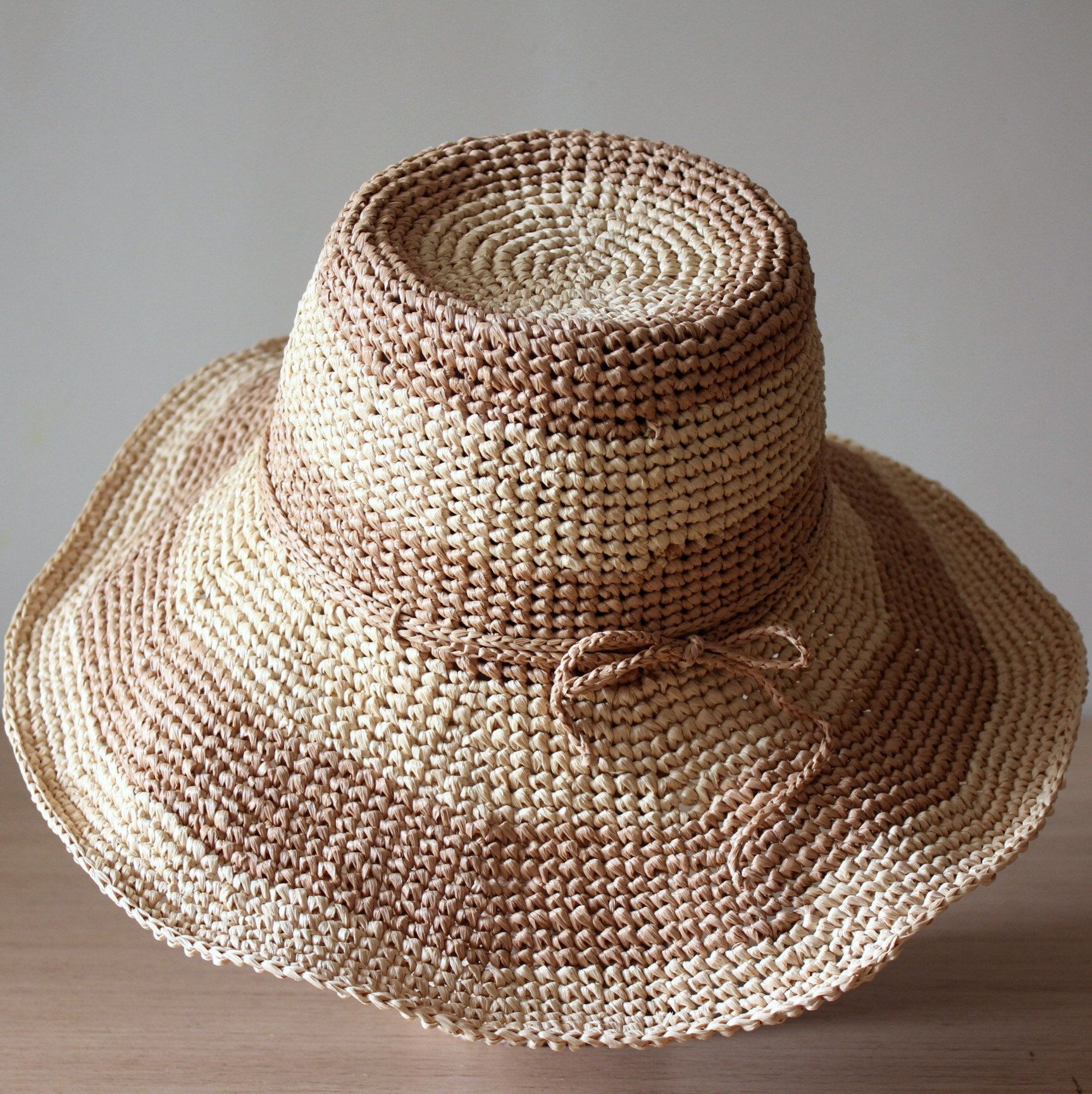 on feet at f39f0 77476 womens sun brim hat villagehatshop ... 4ff9b39c4e6