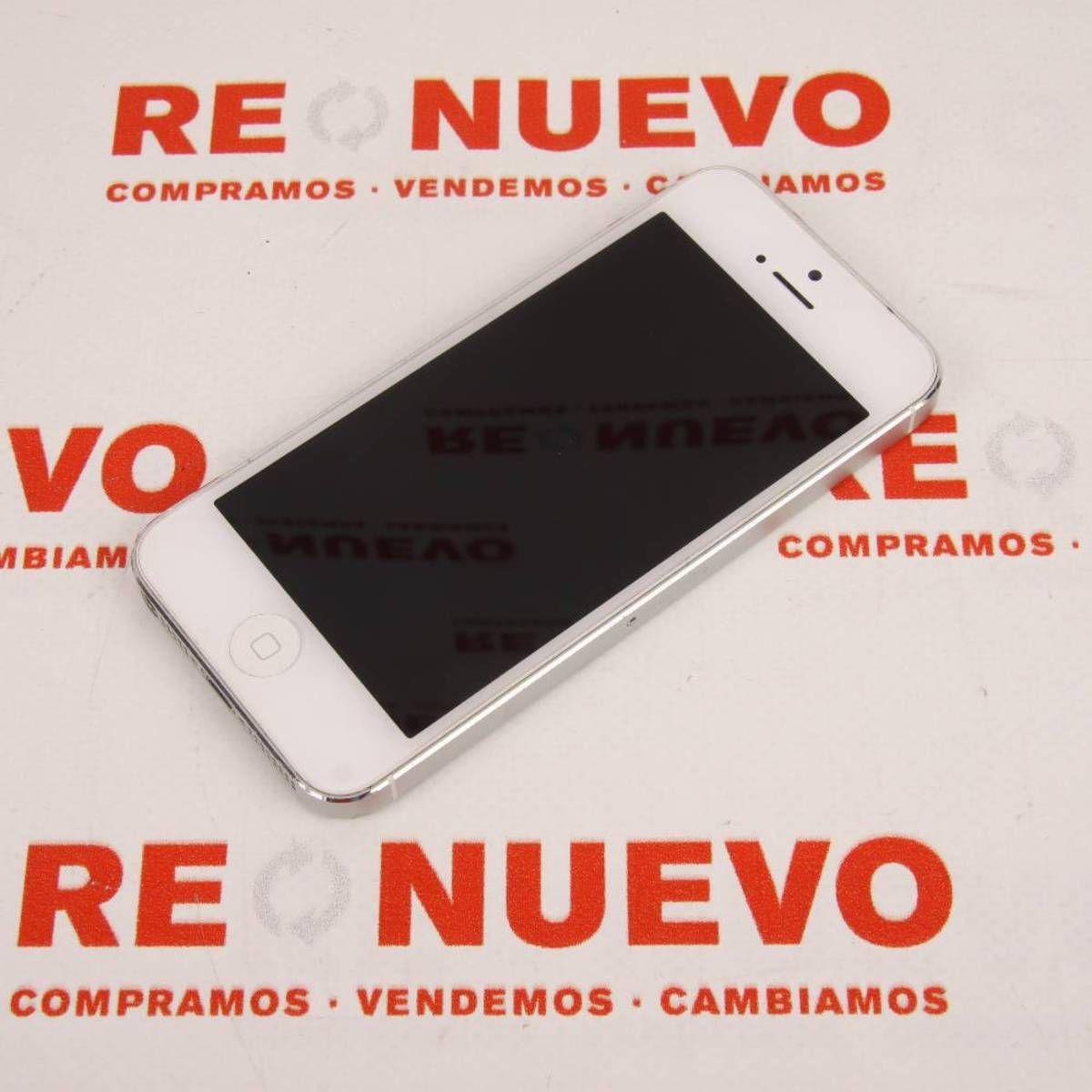 65b1a0a05f9 #iPHONE 5 #Vodafone #16GB E268109 de segunda mano | Tienda online de segunda