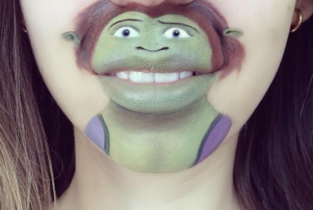 laura jenkinson maquillage bouche