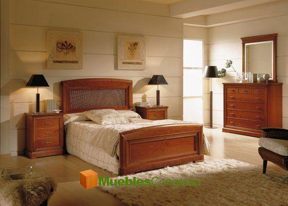 Dormitorio de matrimonio cl sico decoracion decoracion de cuartos matrimoniales dormitorio - Decoracion de dormitorios clasicos ...