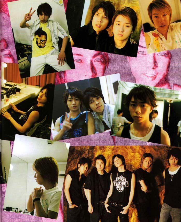 Arashi : POTATO 2004