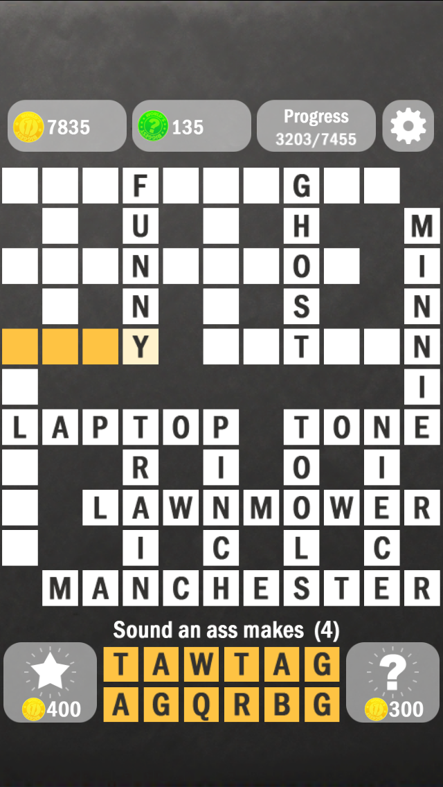 Funniest Crossword Clue Ever Thanks World S Biggest Crossword Crossword Funny Clue