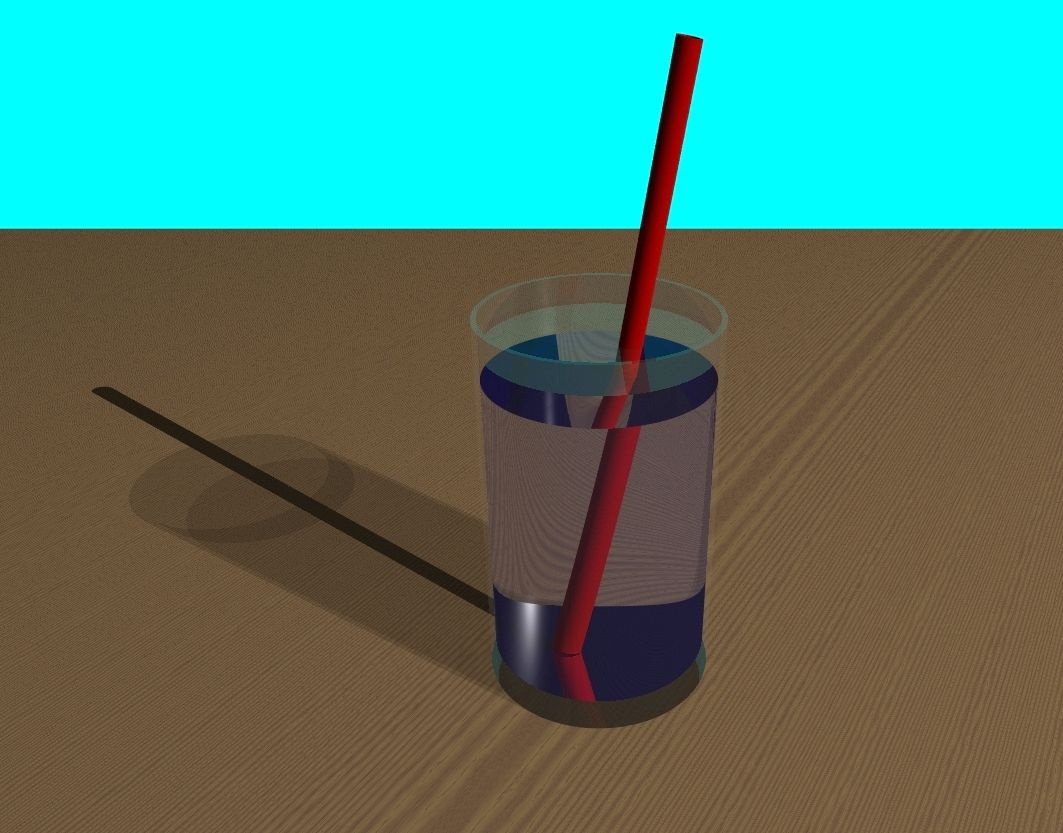 Image Result For Reflection Vs Refraction Examples Funky Stuff