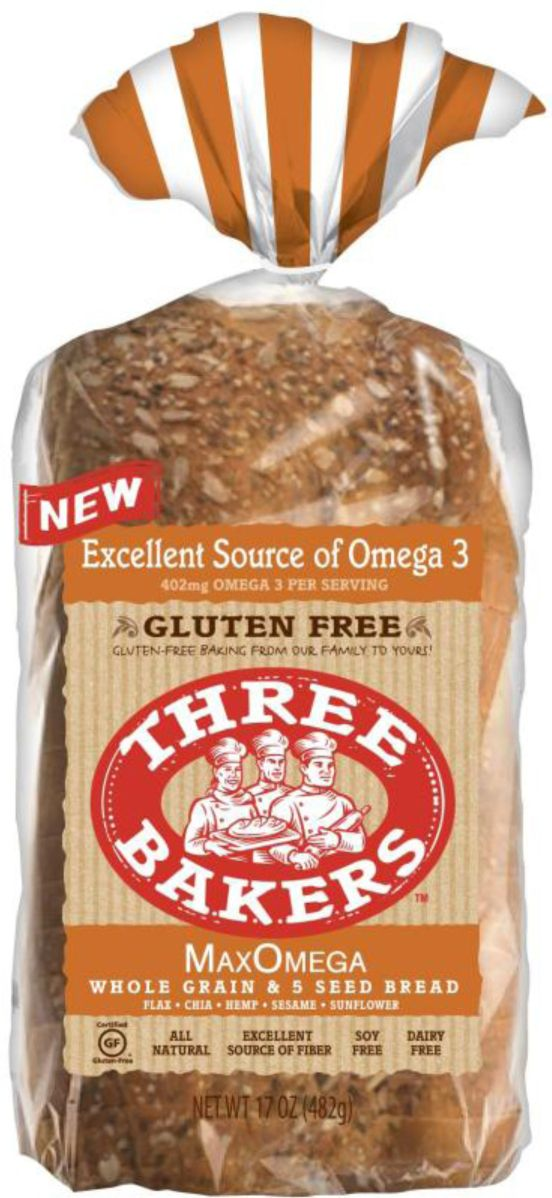 A delicious bread made with whole grains and 5 healthy ...