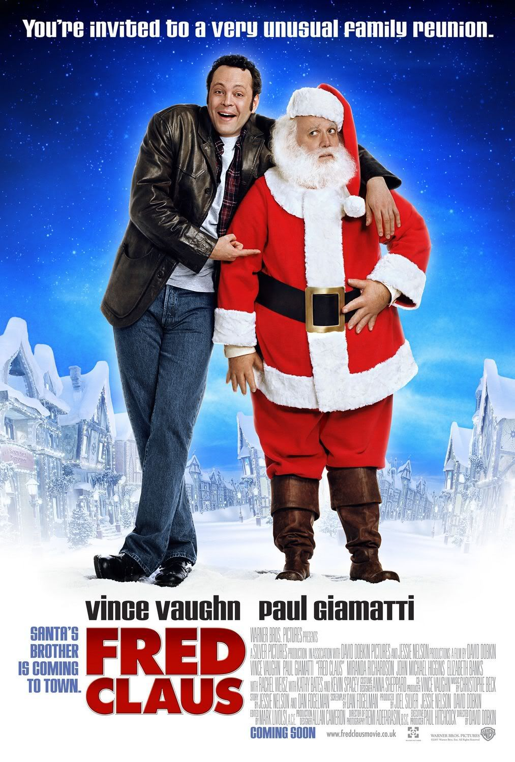 Top 10 Best Christmas Movies That You Must Watch This Year Topteny Com Fred Claus Full Movies Online Free Christmas Movies