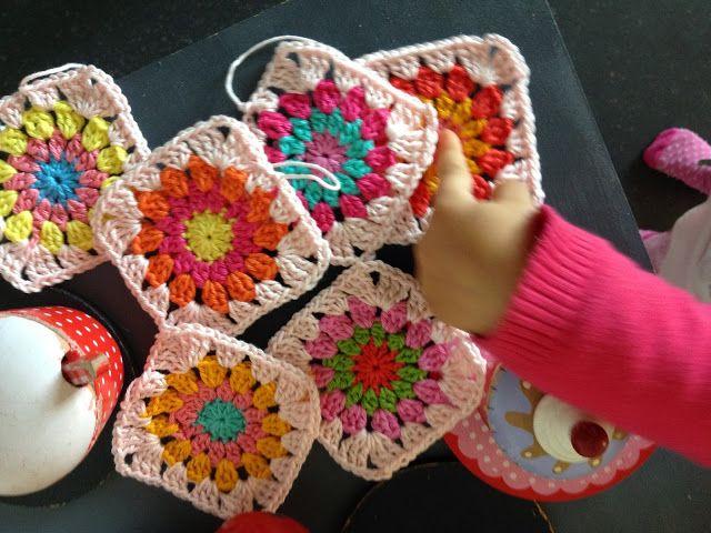 Akathomecrochetstartdekentje Crochet Squares