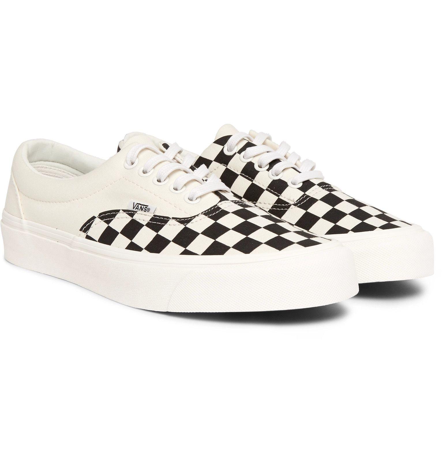 Canvas sneakers men, Vans, Sneakers