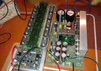 DIY Power Amplifier Project 600W BTL + Tone Subwoofer in