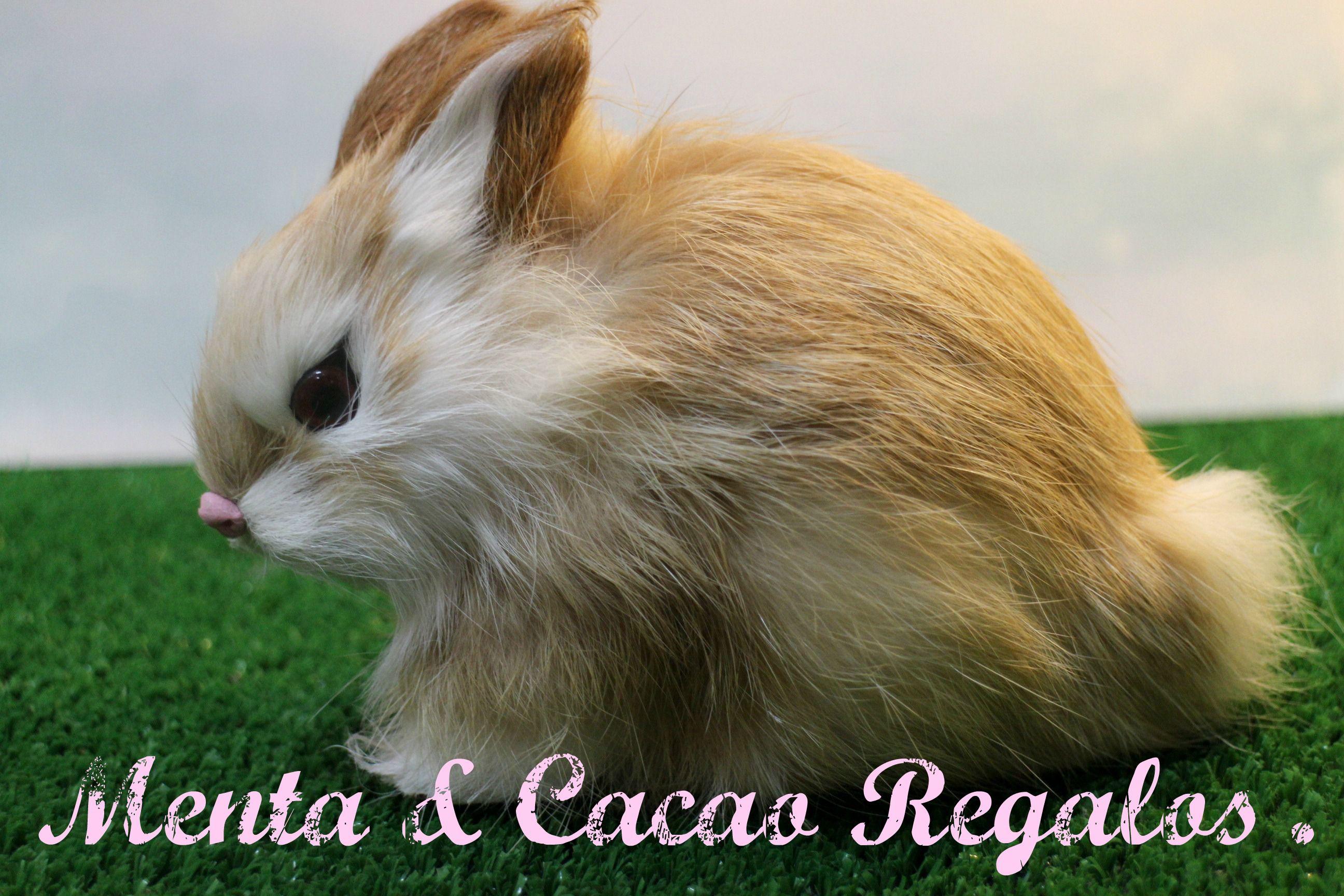 Conejo decoración suave y aterciopelado ideal para la habitación de tu peque