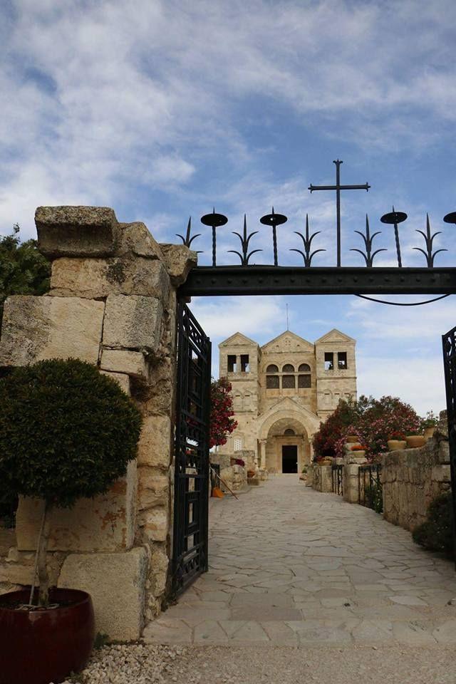 EL MONTE TABOR, lugar de la transfiguración de Jesús