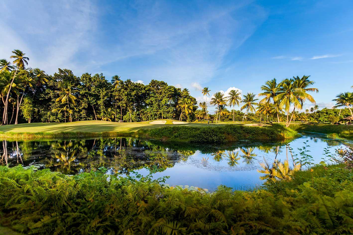 Puerto Rico Golf Golfing Bahia Beach