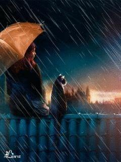 La Lluvia Tiene Aroma De Nostalgia I Love Rain Walking In The Rain Love Rain