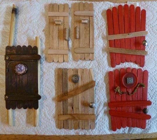 Gate Craft Beautiful Sticks