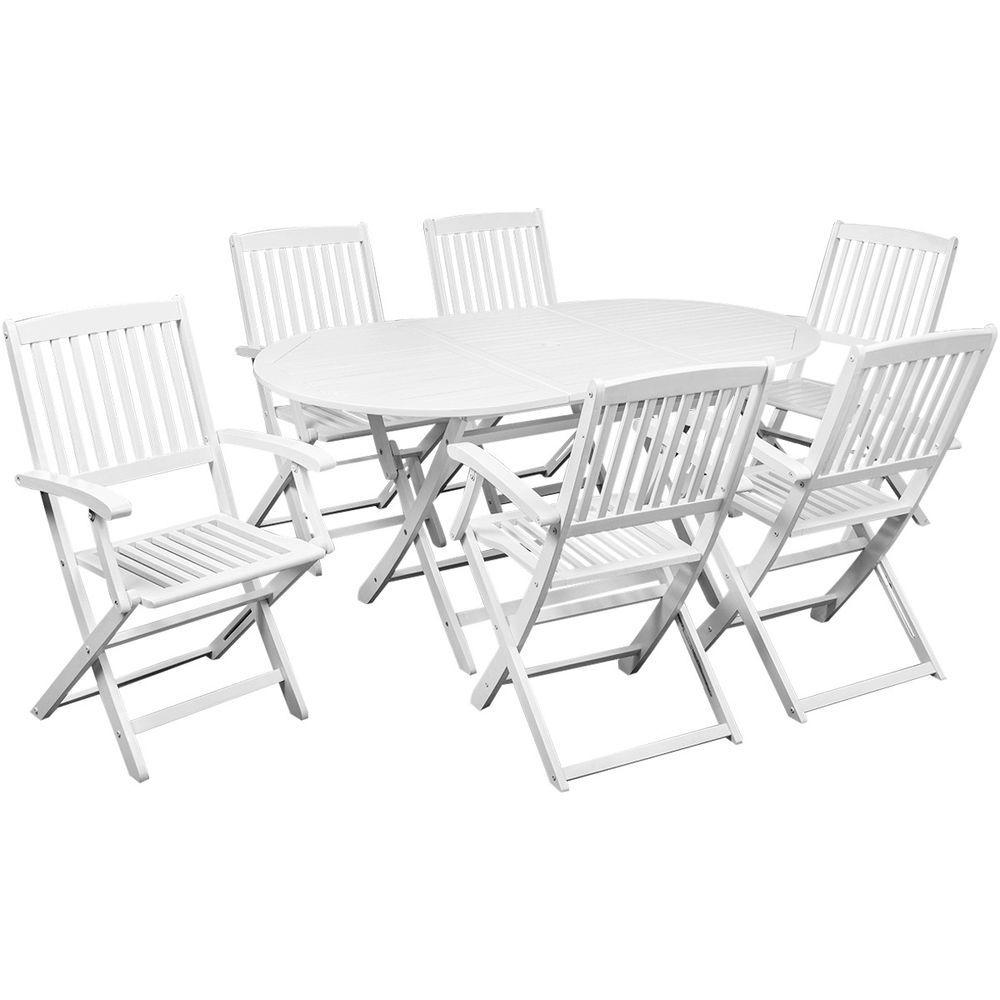 Details Zu Vidaxl Holz Sitzgruppe Sitzgarnitur Gartenmobel Set