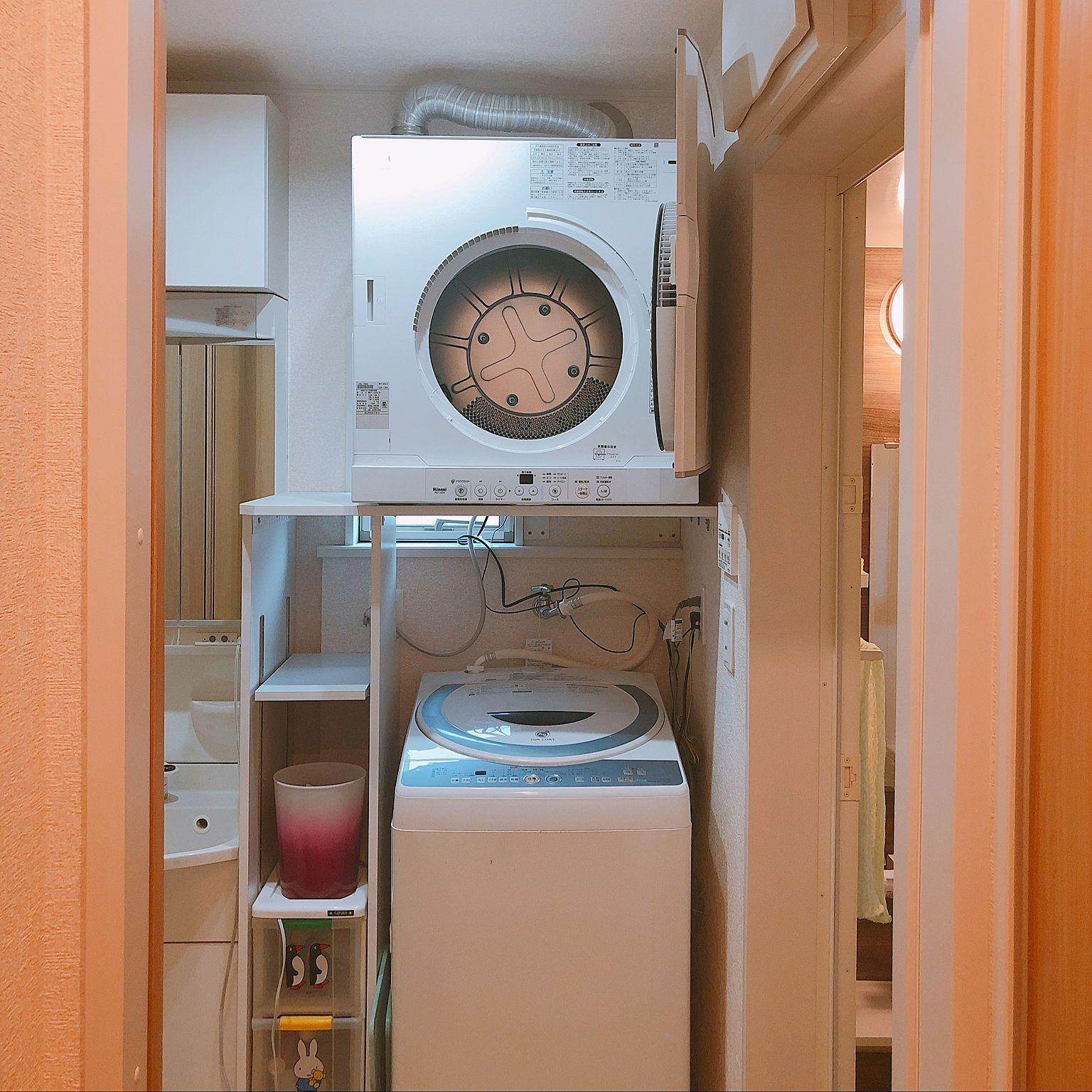 バス トイレ ガス乾燥機 乾太くんのインテリア実例 2018 06 28 07 16