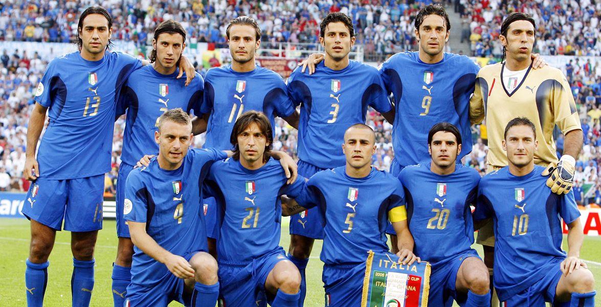 Italien Ist Fussball Weltmeister Fussball Weltmeister