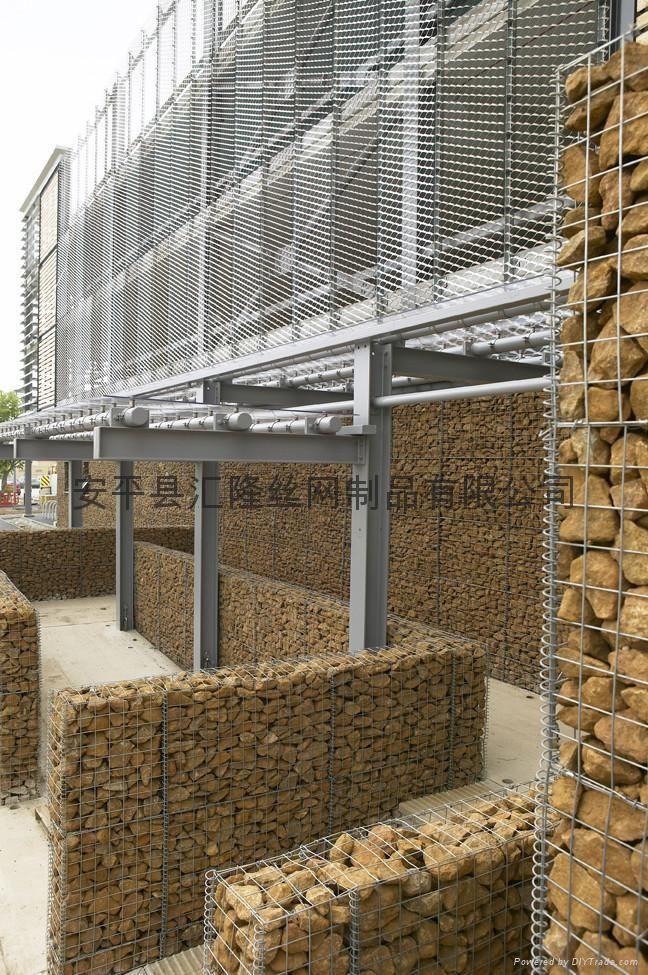narrow gabion walls edit suits Gabions Pinterest Gaviones