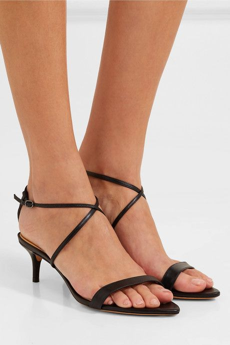 Smart Cocktail Leather Sandals Leather sandals