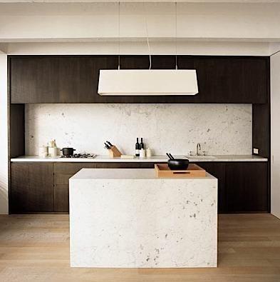 kitchens-dark-wood-white-cabinets-countertops-kitchen-islands-pendant-lights