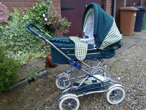 Silver cross Country pram |