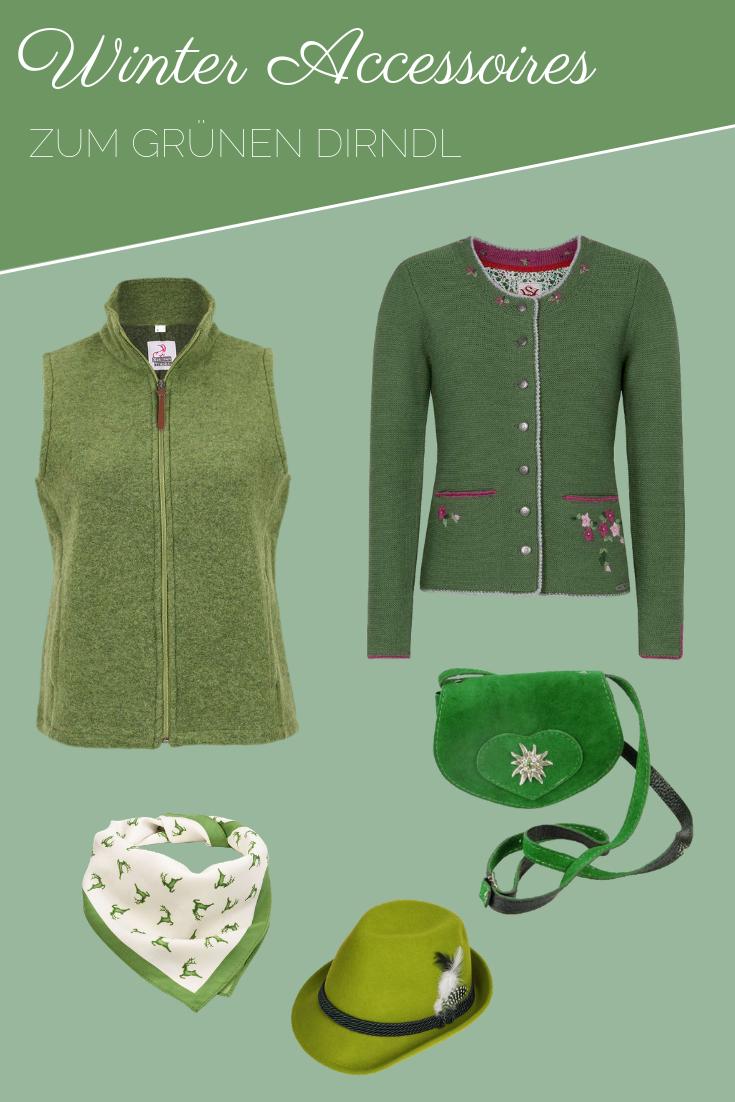 Damen Trachten Strickjacke Gras Grau Fuchsia in 2019