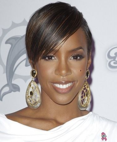 Hairstyle Dos And Don Ts For Oblong Faces Kelly Rowland