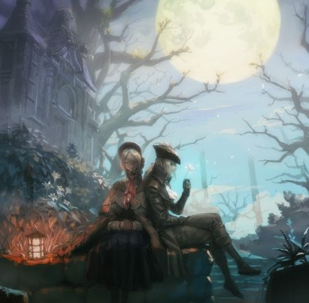 Lady Maria Plain Dolll Desktop Nexus Wallpapers Bloodborne Bloodborne Art Dark Souls Art