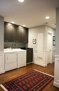 gray cabinets laundry room design ideas pictures remodel on home depot paint sale id=96875