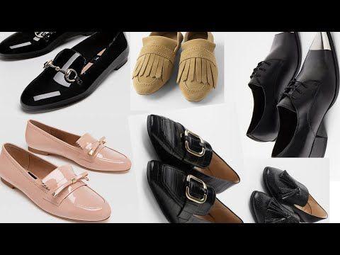 Mocasines Mujer 2020 Calzado Otono Invierno 2020 Zapatos Mocasines Tendencia 2020 Youtube Mocasines Estilo De Zapatos Zapatos