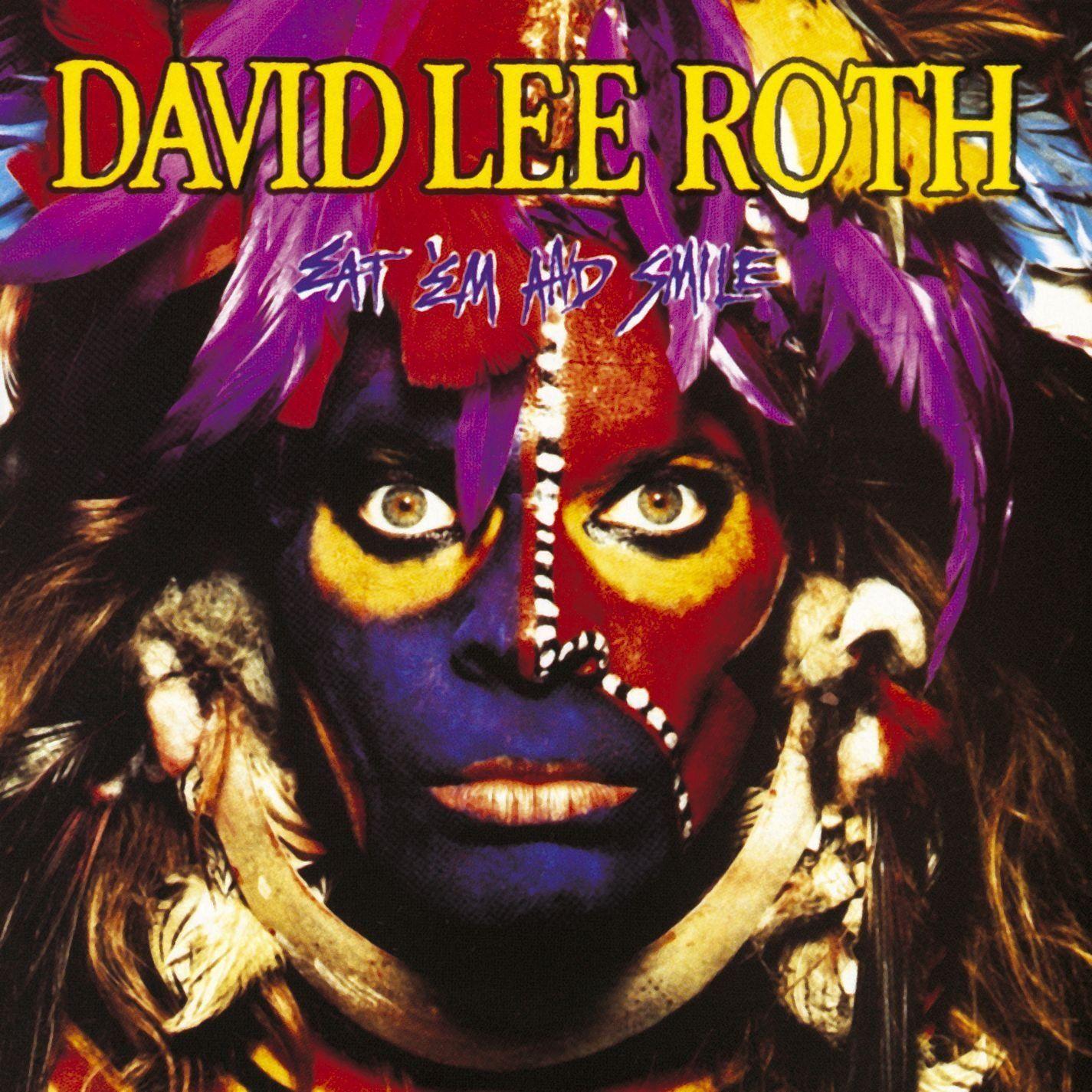 David Lee Roth Eat Em And Smile David Lee Roth David Lee Album Cover Art