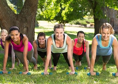 Kelowna Save 50 On Late Summer Bootcamps Group Fitness Fitness Sunny Days