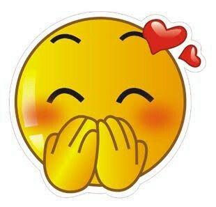 Beijinhos! | Smiley emoji, Símbolos emoji, Imagens emoticons