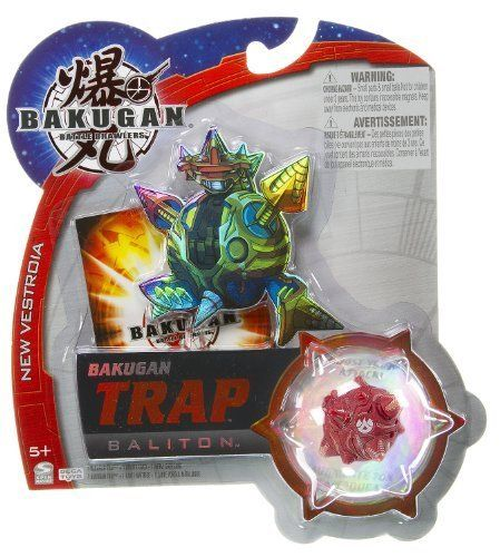 Baliton Pyrus Bakugan Trap New Vestroia Series Not Randomly Picked Sold As Shown In The Picture C45v9 By S Spin Master Action Figures Toys Playset