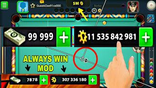 8 ball pool mod apk 3.9.1 unlimited money and cash download