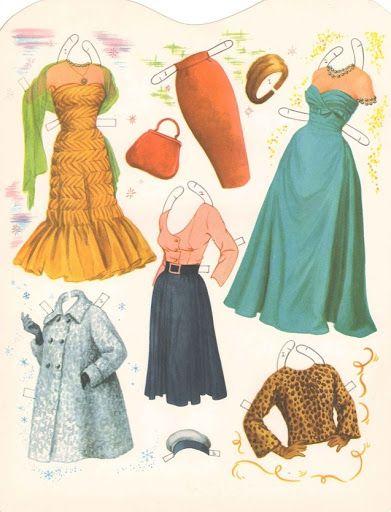 Paper Dolls~The Melody Four - Bonnie Jones - Picasa-Webalben