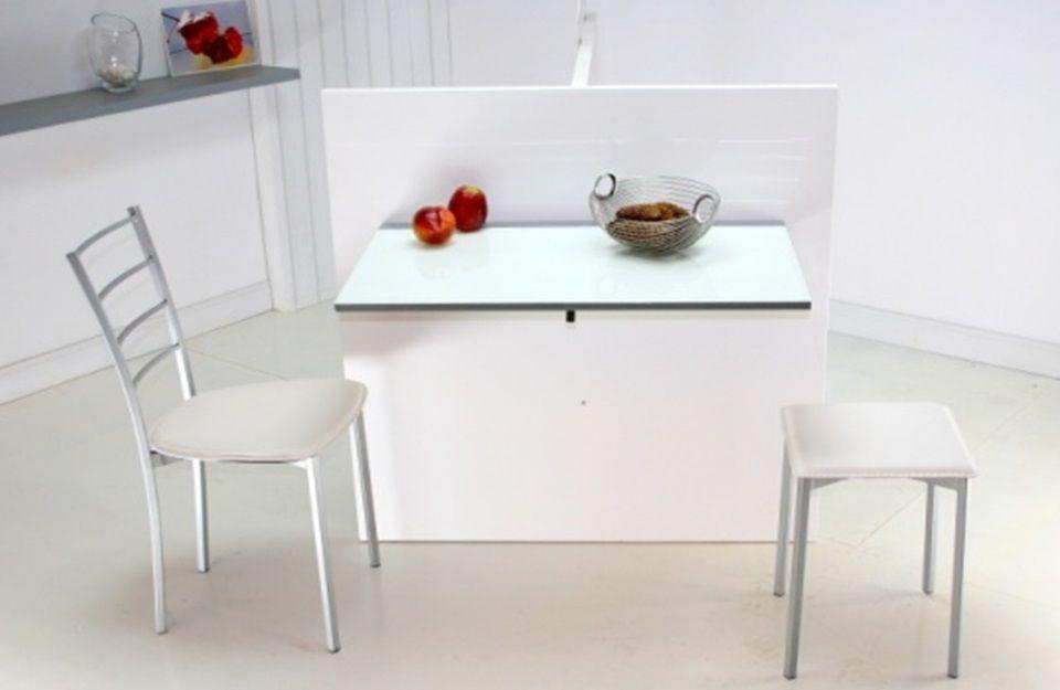 Best Mesa Plegable Cocina Pared Images - Casas: Ideas & diseños ...