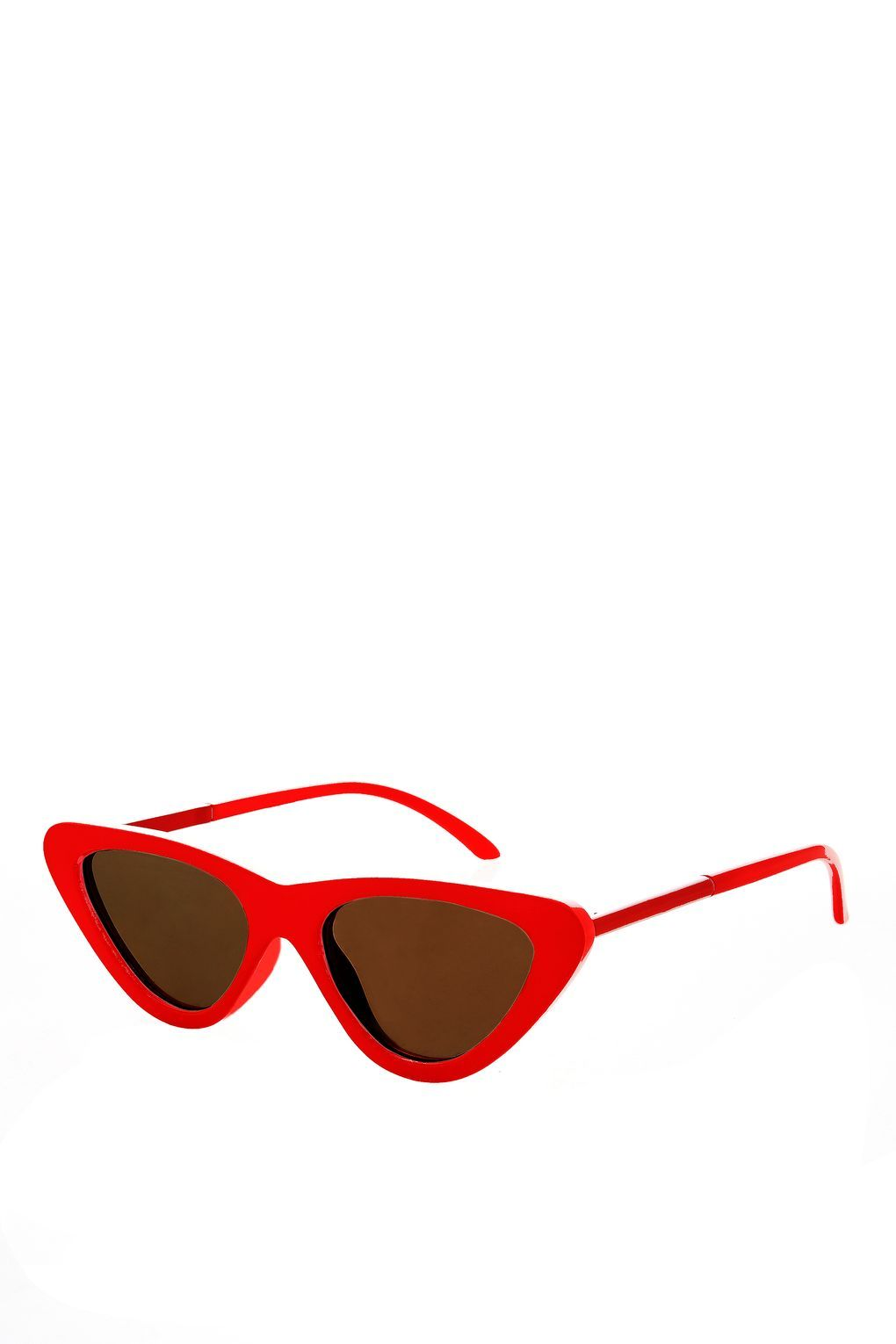 37f62661d6 POLLY  90s Pointy Feline Sunglasses