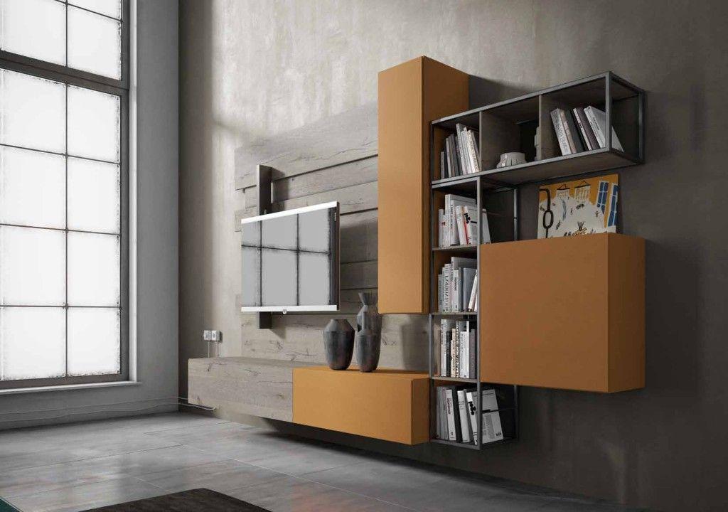 Fimar Mobili ~ Soggiorni moderni industrial mobili vintage by fimar furniture